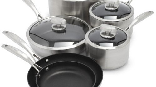 Scanpan Titanium Cookware Sets