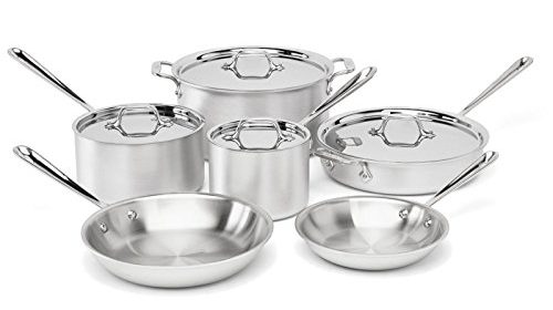 Stainless Titanium Cookware Sets