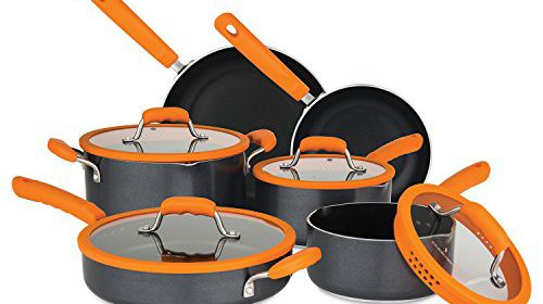 Strainer Titanium Cookware Sets
