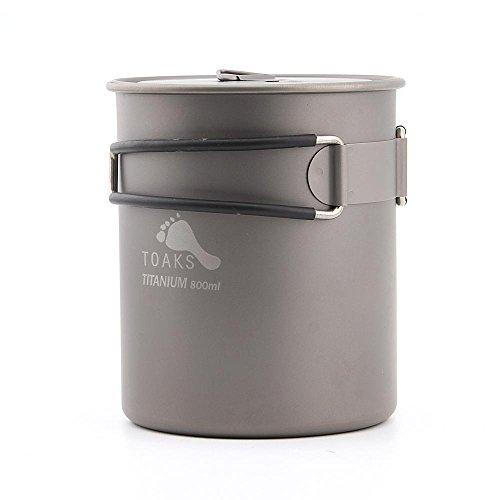 Titanium Cookware Titanium Camping Amp Backpacking Cookware